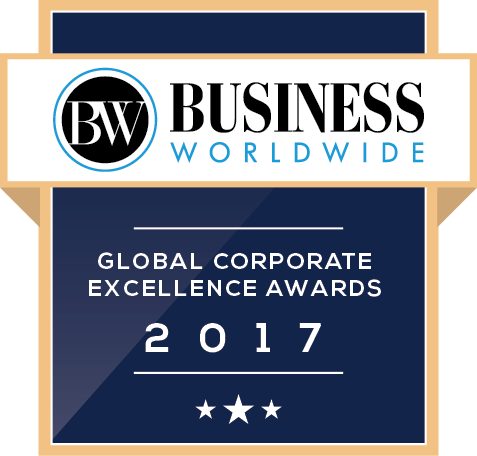 Quiver Management win Business Worldwide Global Excellence Award