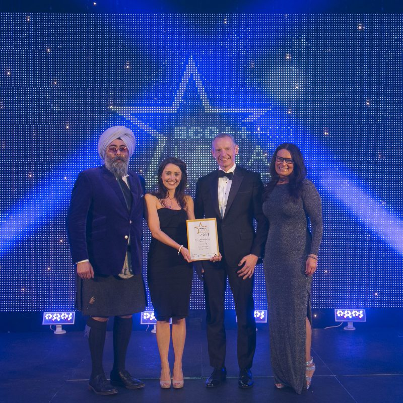 Ruth McColgan, Rising Star of the Year, Scottish Legal Awards