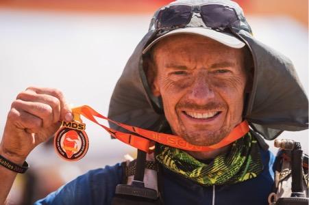 Jan Bowen-Nielsen, Marathon des Sables